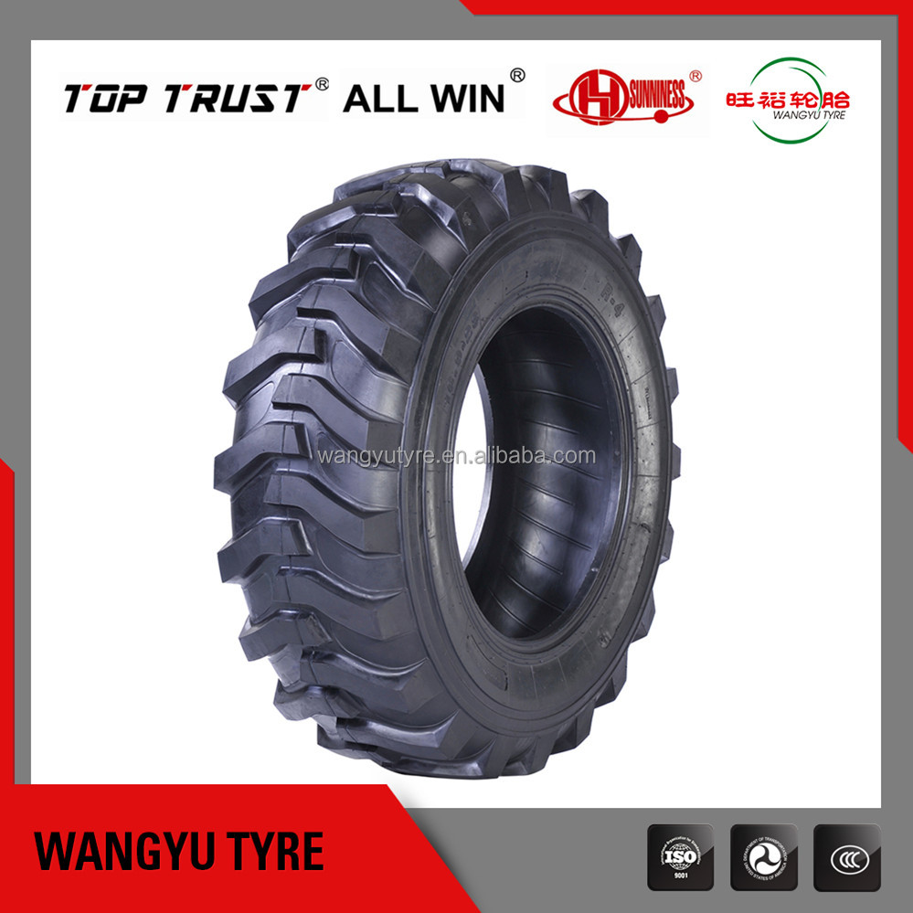 TOP TRUST Factory 19.5L-24-14PR R4 Pattern Backhoe <strong>Tyre</strong>