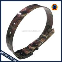 Camouflage TPU dog collar and leads