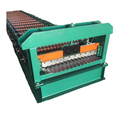 corrugated roofing sheet making machine from china