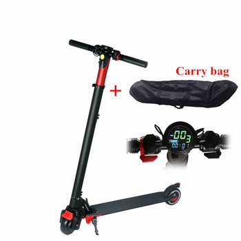 Leadway stunt wheel foldable electric scooter