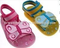 New arrival!! 2012 new designed pretty girls sandals