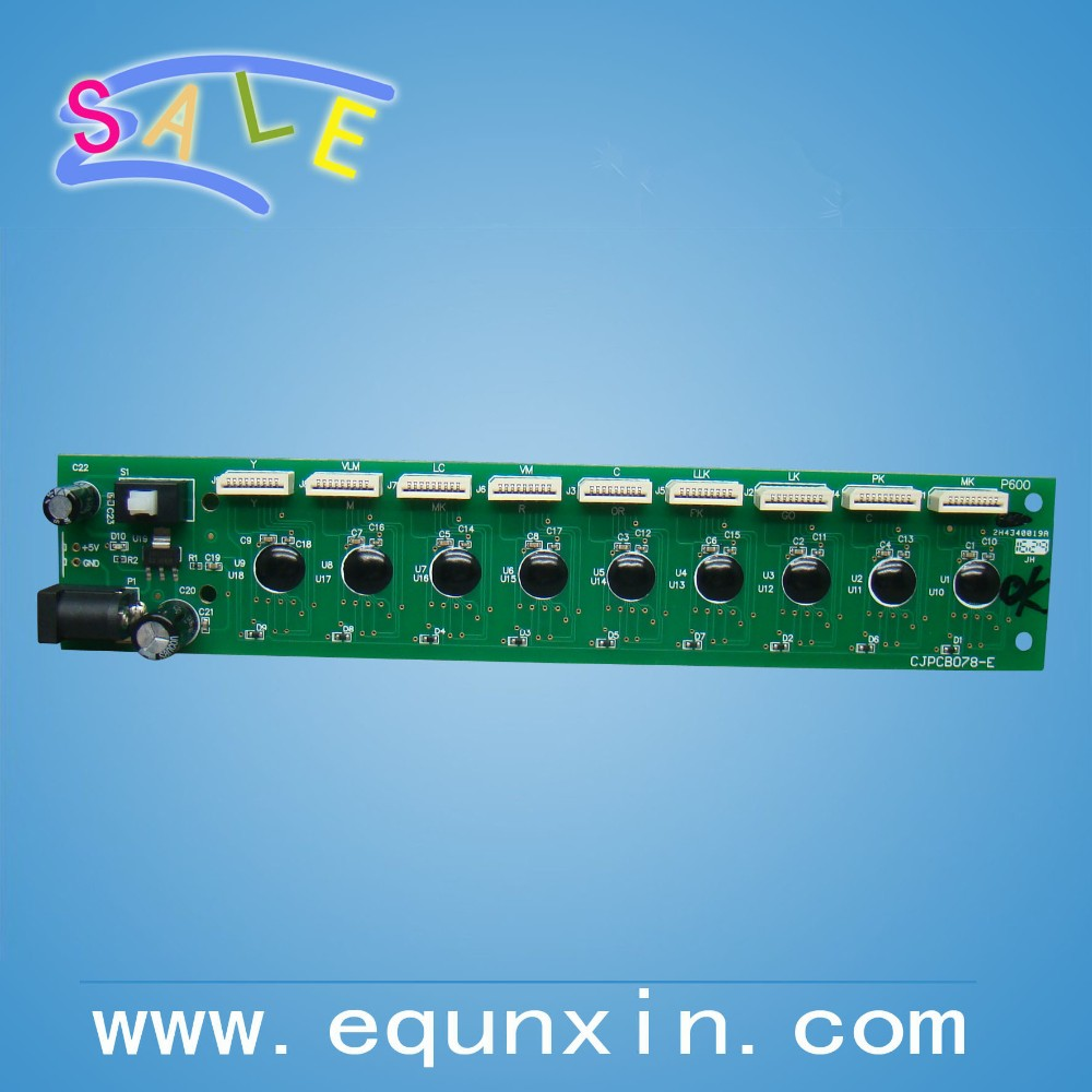 chip decoder for Epson P600 chip decoder , for sure color P600 chip decoder