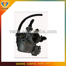 High performance motorcycle carburetor for 100 cc