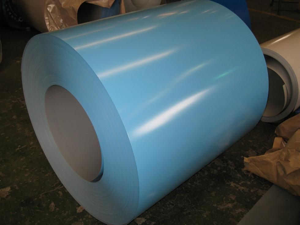 brand new ppgi color coated steel coil / sheets / strips prepainted galvanized steel coil wall contruciton