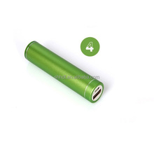 Gift Promotion Lipstick Power Bank 2600mah USD2 Power Bank