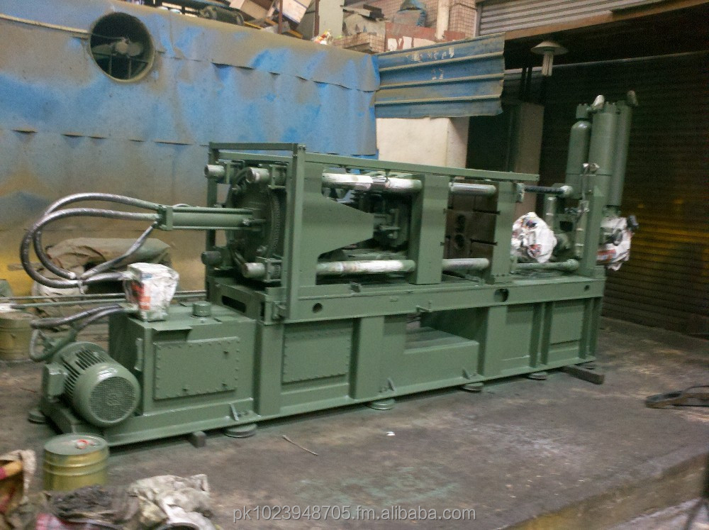 used die casting machines supplier