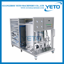 Best price Industry Perfume mixing making producing machine price