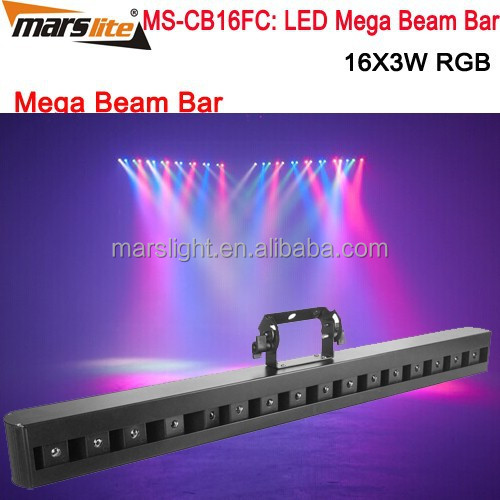 Professional ADJ Mega beam bar LED light/ Partty Disco lighting