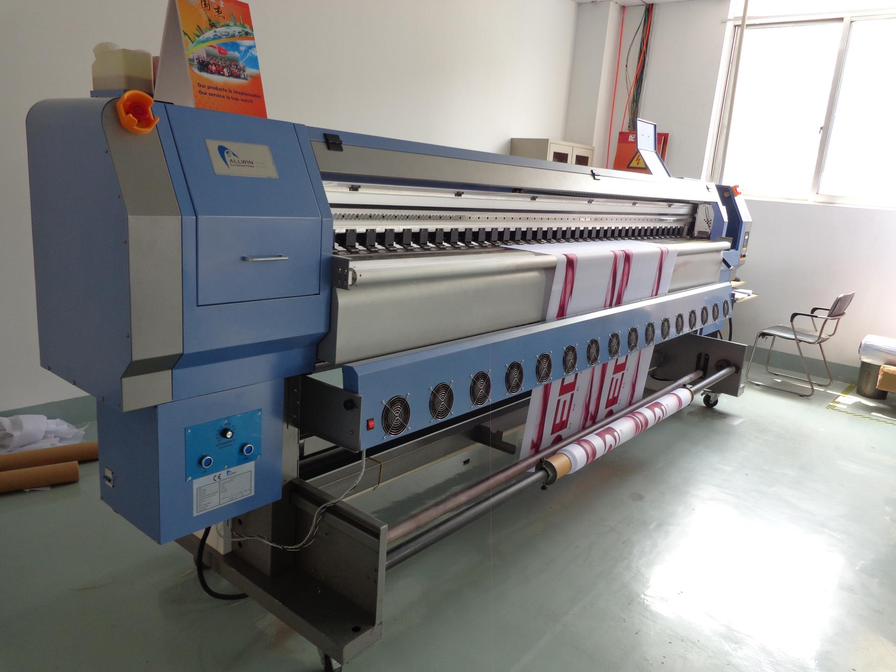 Thermal Dye Sublimation
