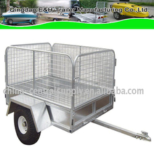 Wholesale Purchase Manufacturer made Small and Light ATV trailer with box TT0081
