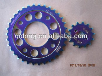 Colour sprocket