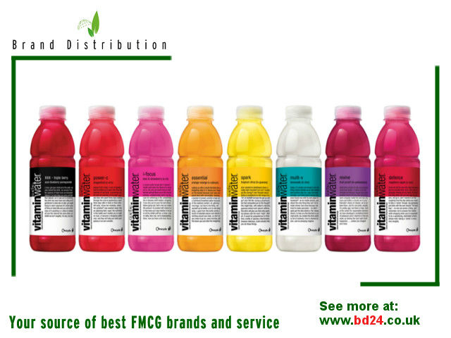 Glaceau Vitamin Water 500ml All Variants
