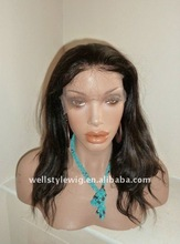 glueless lace wig body wave