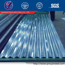 China Prefabricated Homes Corrugated Iron Sheets, Galvanized Corrugated Metal Roofing Sheet for Shed
