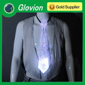 Best selling glowing ties for men light up Christmas tie light up led neck tie