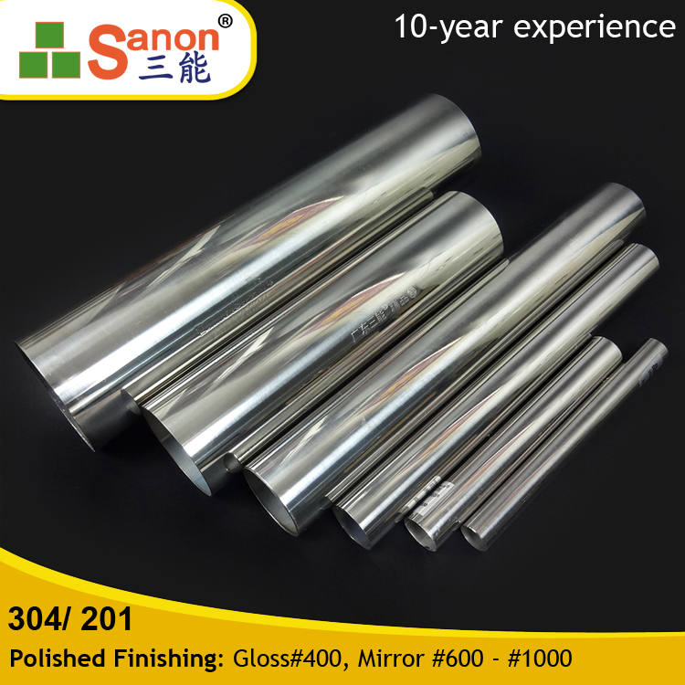 Stainless steel round tube pipe buy