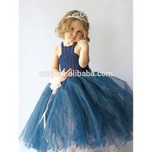 Ankle Length Double Layered Puffy Tutu Latest Birthday Dress Designs For 3 Year Old