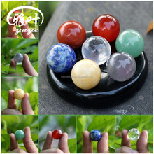 Wholesale Gemstones Magic Stones Balls/Spheres Set David Stars Chakra Balls Crystal Balls