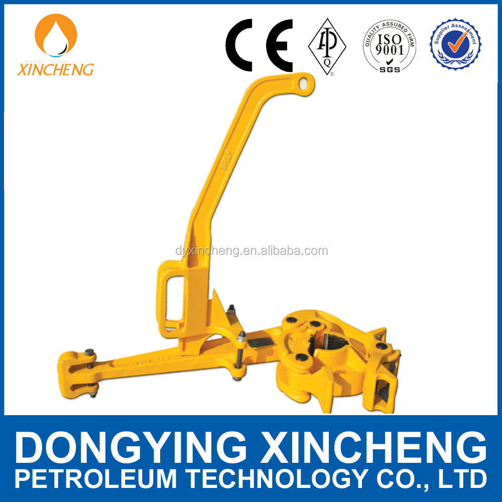 workover manual tools -tongs type C used for break up oilfield tubing ,casing