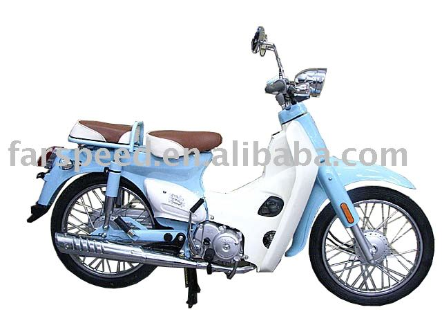 Farspeed 2 wheel 49cc gas scooter