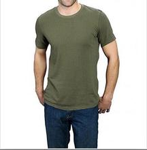 Hemp & Organic Cotton Blend Hemp T Shirts Wholesale For Men's