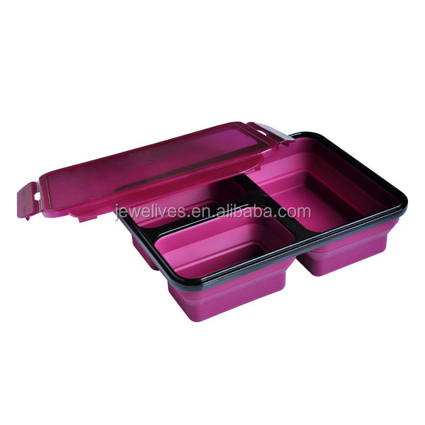 adult lunch box food container with lock