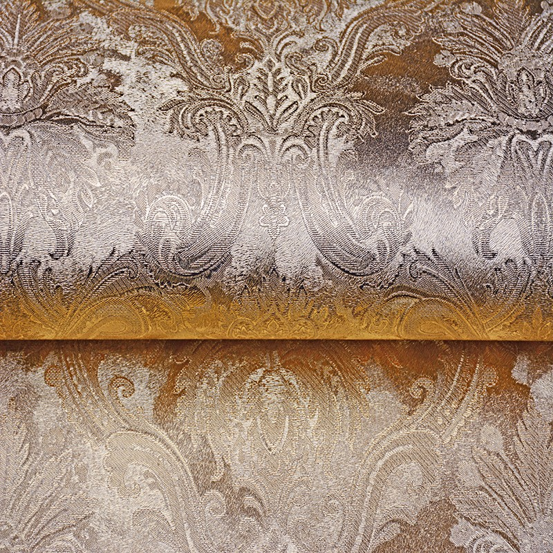 Metallic Gold Foils Wallpaper Made In China