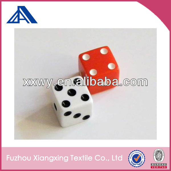 advertising logo plastic dice