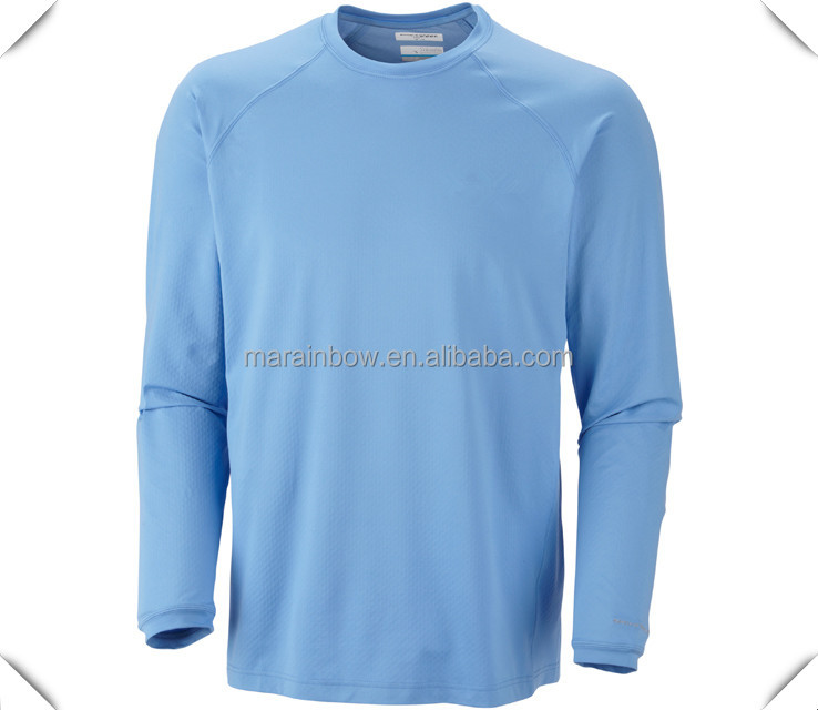 high performance good quality china made Long Sleeve outdoors dry fit shirts to keep you Stay cool and comfortable