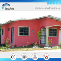 France export low cost prefbricated house