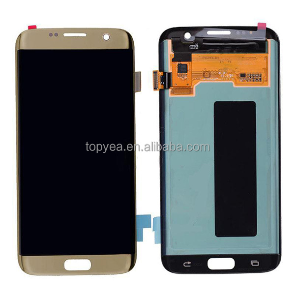 Best selling product in alibaba for samsung galaxy s7 edge lcd Touch Screen Display Digitizer Assembly