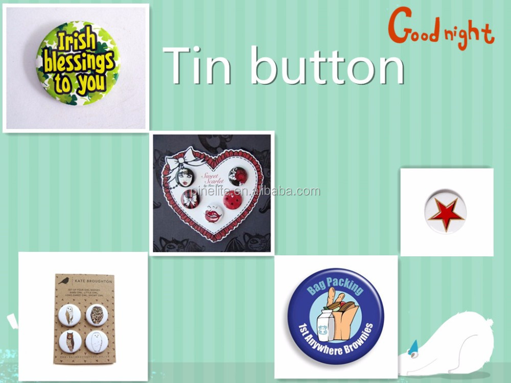 Cartoon fantastic Custom  metal lapel pin badge