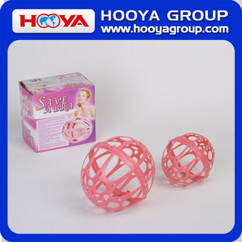 High Quality Plastic Laundry bra Washing ball Bra Saver