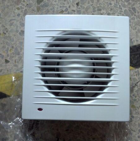New 4inch 6inch plastic wall mounted bathroom exhaust fan for 12 inch window exhaust fan