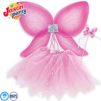 Girl Fairy Wings Party Dress Wholesale