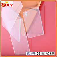 Plastic building material PC polycarbonate sheet/panel/board/plate for construction
