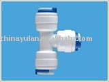 Union Tee Adapter ro system water purifier filter accessories