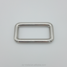 Square ring bag buckle,metal buckles for bags,square ring
