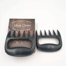 BBQ Meat Claws,Heat Resistant Sharp Pulled Pork Shredder Claws