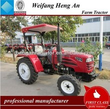 China Cheap 35HP LUZHONG 4WD narrow track farm tractor LZ354 for sale