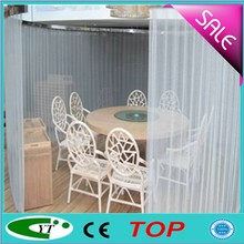 Fashionable metal restaurant room divider
