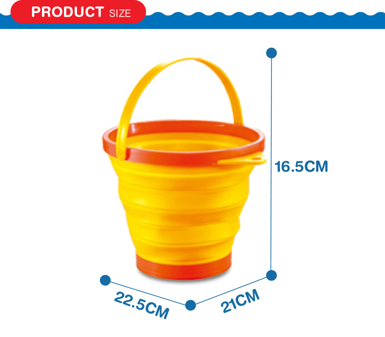 kids sunmmer outdoor playing interesting game colorful sand bucket for beach
