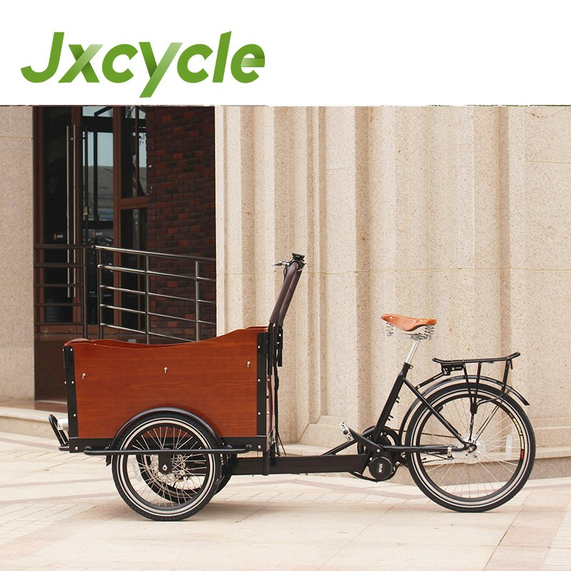 User-friendly hot sale cargo tricycle passenger cargo tricycle