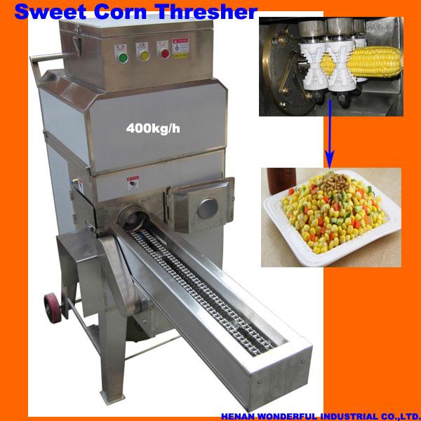 sweet corn cutter machine