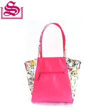 Chinese New Products Vera Pelle Handbag Pu Leather Sling Bags