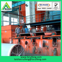 High quality fiber cement pressure board production line