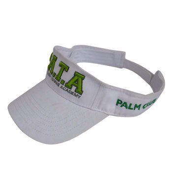 factory price classic sun visor 3D embroidery fashion golf sport visor
