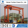 CHINA SUPPLIER,RUBBER TYRE CONTAINER GANTRY CRANE ,RTG