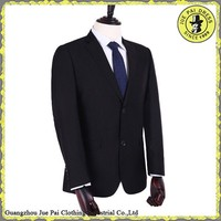Tailored logo business suit formal suit