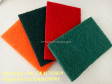 Large discount Kitchen Cleaning Dish Washing Sponge Scrubber Scouring Pad